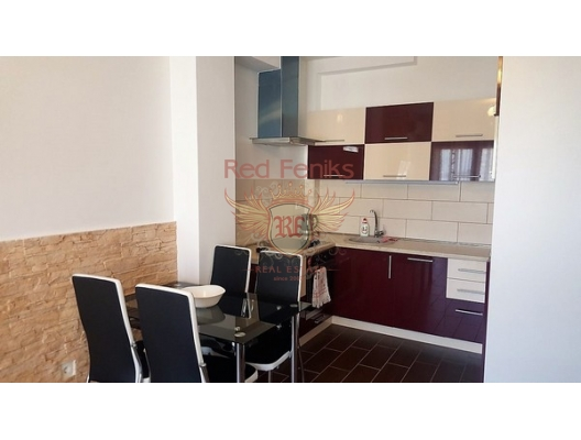 Budvada Modern Daire, Karadağ satılık evler, Karadağ da satılık daire, Karadağ da satılık daireler