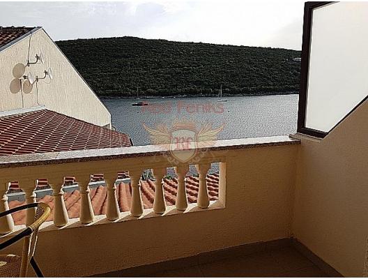 Bigova'da Deniz Kenarinda Daire, Krasici da ev fiyatları, Krasici satılık ev fiyatları, Krasici da ev almak