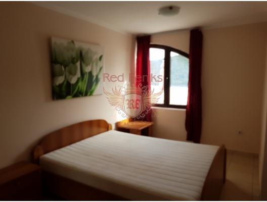 SATILDI! Bigova'da deniz kenarinda Apartman Dairesi, Krasici da ev fiyatları, Krasici satılık ev fiyatları, Krasici da ev almak