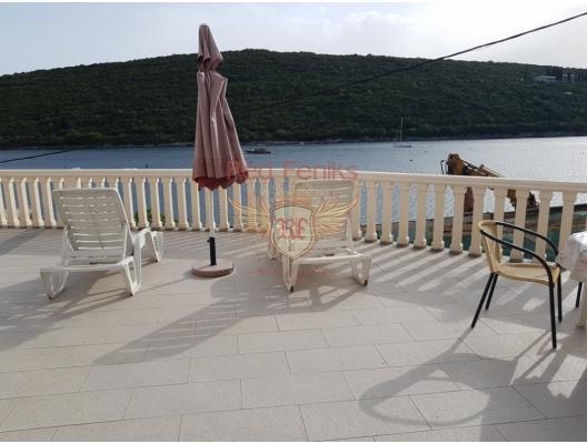 SATILDI! Bigova'da deniz kenarinda Apartman Dairesi, Karadağ satılık evler, Karadağ da satılık daire, Karadağ da satılık daireler