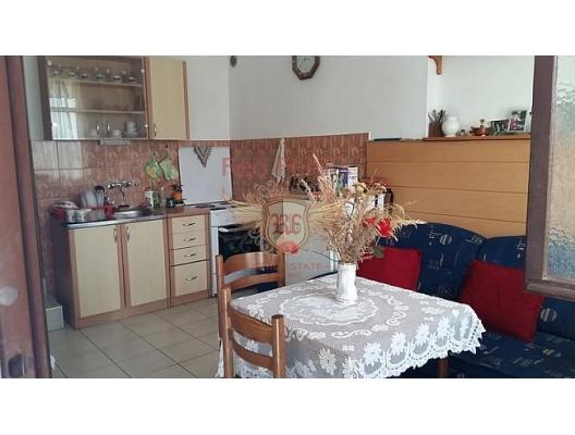 Zelenika´da Apartman Dairesi, Karadağ satılık evler, Karadağ da satılık daire, Karadağ da satılık daireler