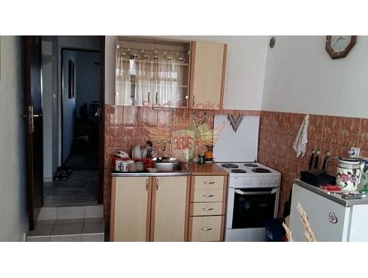 Zelenika´da Apartman Dairesi, becici satılık daire, Karadağ da ev fiyatları, Karadağ da ev almak