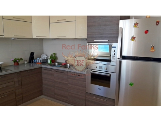 Becici'de dört odalı daire, Region Budva da ev fiyatları, Region Budva satılık ev fiyatları, Region Budva ev almak