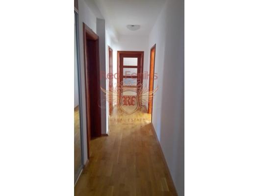 Becici'de dört odalı daire, Becici da ev fiyatları, Becici satılık ev fiyatları, Becici da ev almak