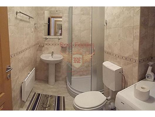 Harika stüdyo dairesi, Karadağ da satılık ev, Montenegro da satılık ev, Karadağ da satılık emlak