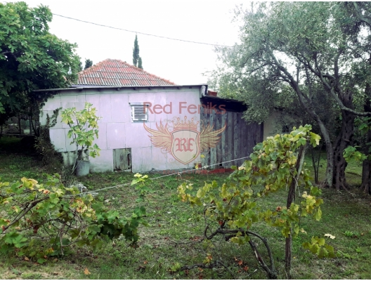Plot with the sea view, building land in Region Bar and Ulcinj, land for sale in Bar Montenegro