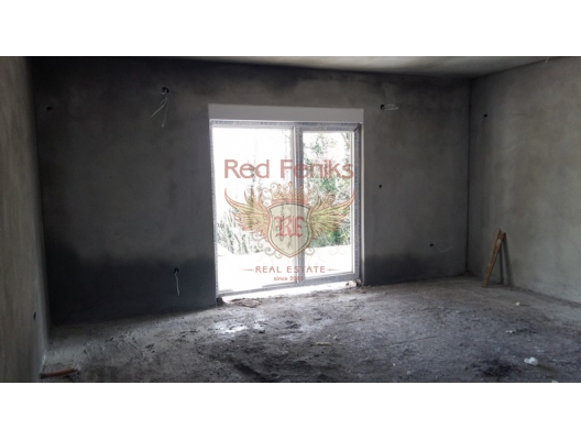 Bijela'da Yeni Binada Daireler, Karadağ satılık evler, Karadağ da satılık daire, Karadağ da satılık daireler