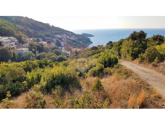 Kentsel Arsa satılık Denize Yakın, Bar, Karadağ, Montenegro da satılık arsa, Montenegro da satılık imar arsası