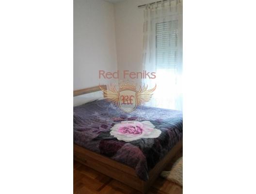 Cozy Apartment with Two Bedrooms, Karadağ da satılık ev, Montenegro da satılık ev, Karadağ da satılık emlak