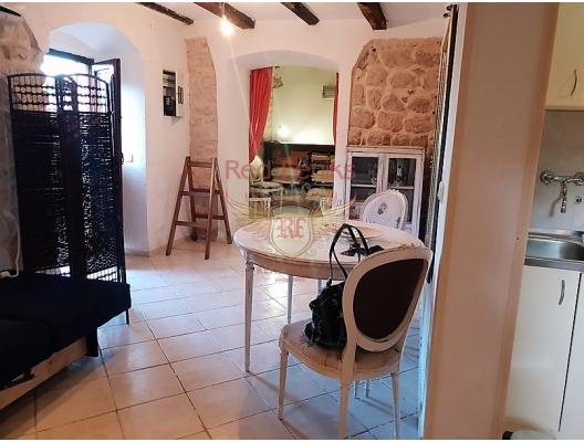 Spacious Оne Bedroom Apartment, Dobrota da ev fiyatları, Dobrota satılık ev fiyatları, Dobrota da ev almak