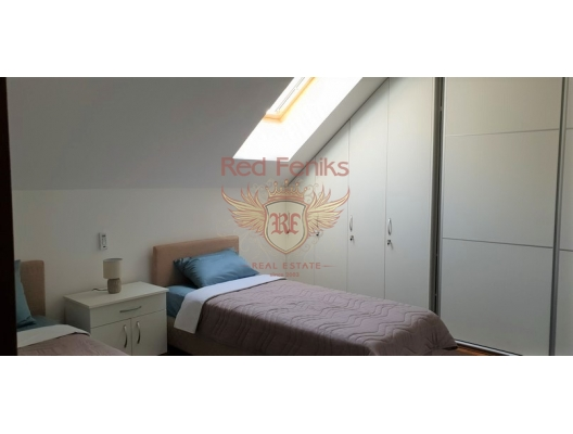 Spacious Duplex Apartment in the center of Kotor, sea view apartment for sale in Montenegro, buy apartment in Dobrota, house in Kotor-Bay buy