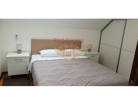 Spacious Duplex Apartment in the center of Kotor, apartment for sale in Kotor-Bay, sale apartment in Dobrota, buy home in Montenegro