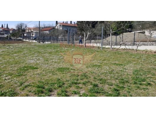 Urbanized Plot Near Tivat, Tivat satılık arsa, Herceg Novi satılık arsa