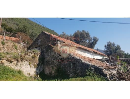 Urbanized Is A Panoramic Plot, Montenegro da satılık arsa, Montenegro da satılık imar arsası