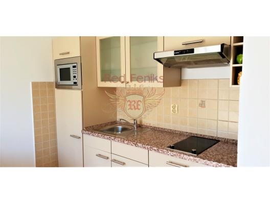 Porto Novi yakınındaki deniz manzaralı tek yatak odalı daire, becici satılık daire, Karadağ da ev fiyatları, Karadağ da ev almak