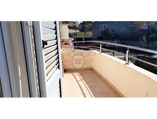 Porto Novi yakınındaki deniz manzaralı tek yatak odalı daire, Baosici da ev fiyatları, Baosici satılık ev fiyatları, Baosici da ev almak