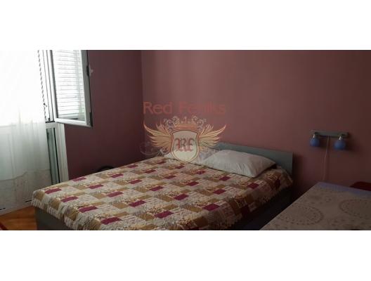 Two-Bedroom Apartment in Dobrota, sea view apartment for sale in Montenegro, buy apartment in Dobrota, house in Kotor-Bay buy