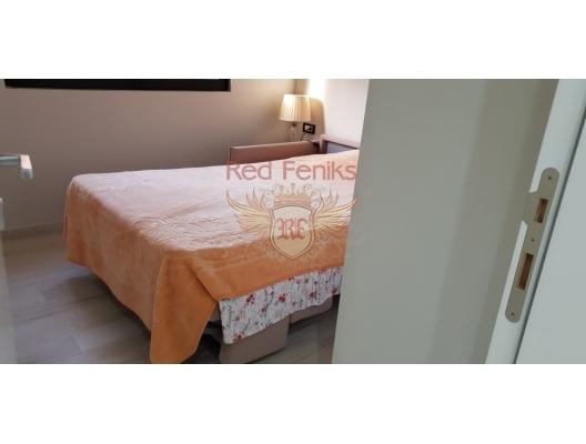 Tivat yeni iki odalı daire, becici satılık daire, Karadağ da ev fiyatları, Karadağ da ev almak