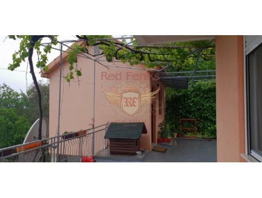 Panoramic 3-storey House in Podi, Montenegro real estate, property in Montenegro, Herceg Novi house sale