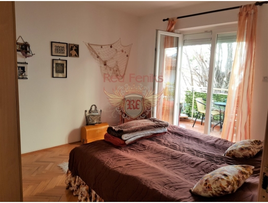 Two Bedrooms Sea View Apartment in Kotor, apartments for rent in Dobrota buy, apartments for sale in Montenegro, flats in Montenegro sale
