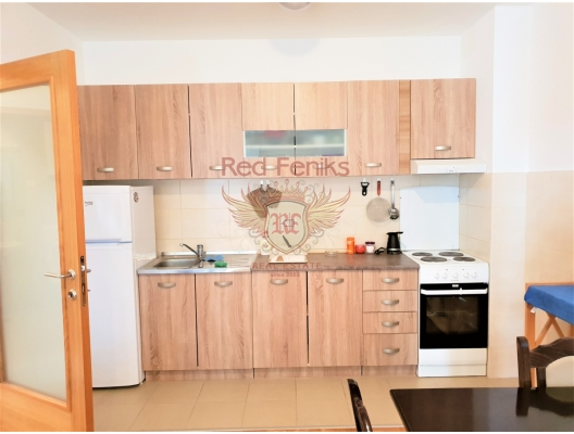 One-bedroom apartment with partial sea view in Tivat, apartments in Montenegro, apartments with high rental potential in Montenegro buy, apartments in Montenegro buy