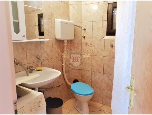 Radanovichi panoramik manzaralı mobilyalı ev, Region Budva satılık müstakil ev, Region Budva satılık müstakil ev