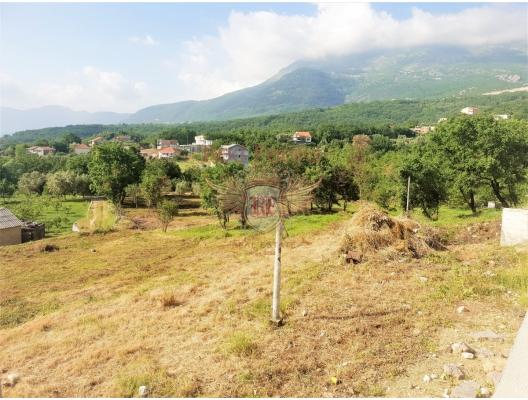 Daire inşaatı için deniz manzaralı kentsel arsa, Karadağ da satılık arsa, Karadağ da satılık imar arsası