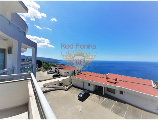 New apartments with sea views near the city of Bar, Montenegro real estate, property in Montenegro, flats in Region Bar and Ulcinj, apartments in Region Bar and Ulcinj
