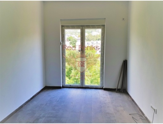 New two bedroom apartment near the sea in Tivat, sea view apartment for sale in Montenegro, buy apartment in Bigova, house in Region Tivat buy