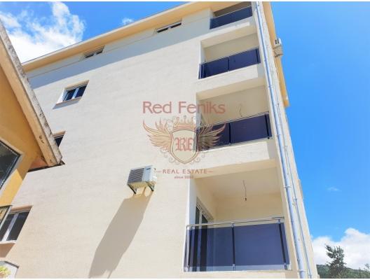 Tivat'ta ayrı yatak odalı yeni daire, Karadağ da satılık ev, Montenegro da satılık ev, Karadağ da satılık emlak