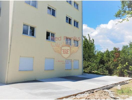 New two bedroom apartment near the sea in Tivat, Montenegro real estate, property in Montenegro, flats in Region Tivat, apartments in Region Tivat