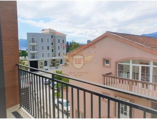 Tivat'ta denize 100 metre mesafede 2 yatak odalı yeni daire, Bigova da satılık evler, Bigova satılık daire, Bigova satılık daireler