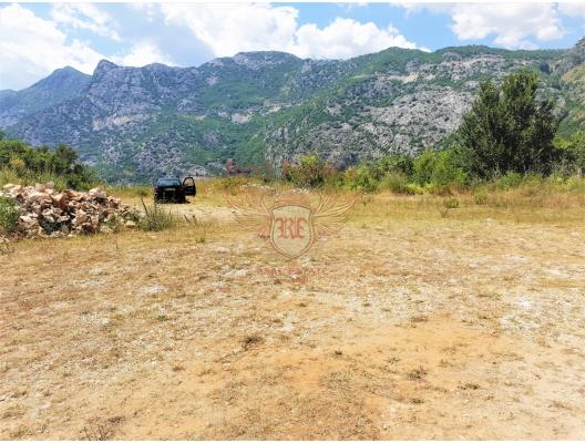 Boka Kotorska Koyu'ndaki şehirleşmiş arsa, Karadağ Arsa Fiyatları, Budva da satılık arsa, Kotor da satılık arsa