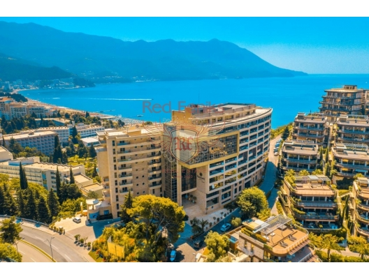 The three bedroom apartment in condo Montenegro, Becici/Budva, hotel residence for sale in Region Budva, hotel room for sale in europe, hotel room in Europe