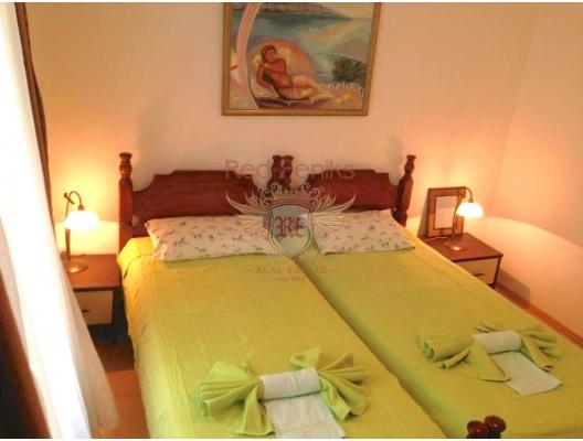 Jednosoban stan sa vrtom u Bigova, hotel na prodaju u Region Tivat, hotelski apartman za prodaju u Evropi, hotelski apartman u Evropi