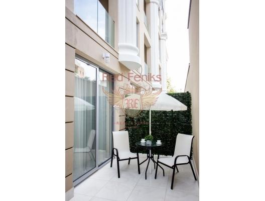 Schöne Wohnungen in Becici, Wohnung mit Meerblick zum Verkauf in Montenegro, Wohnung in Becici kaufen, Haus in Region Budva kaufen