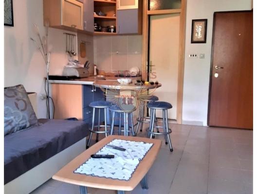 Budva'da Stüdyo Daire 1+0, Karadağ satılık evler, Karadağ da satılık daire, Karadağ da satılık daireler