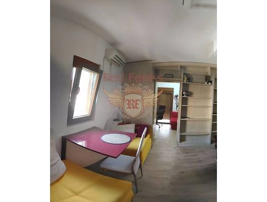 Studio apartment in Tivat, apartment for sale in Region Tivat, sale apartment in Bigova, buy home in Montenegro