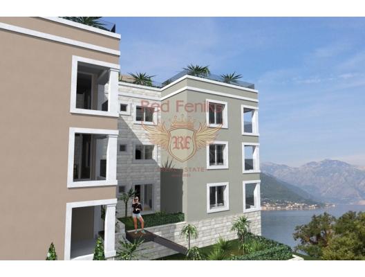 Kotor'da Iki Yatak Odali Daire, Karadağ da satılık ev, Montenegro da satılık ev, Karadağ da satılık emlak