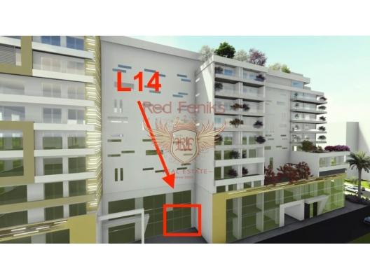 Budva'da mükemmel ticari alan, Kotor da Satılık Hotel, Karadağ da satılık otel, karadağ da satılık oteller