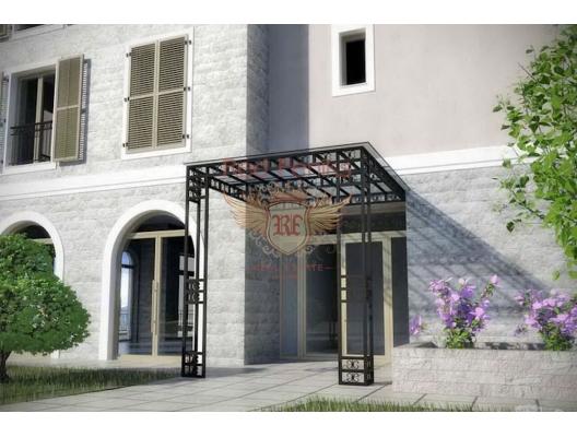 Tivat'ta yeni konut binası, karadağ da kira getirisi yüksek satılık evler, avrupa'da satılık otel odası, otel odası Avrupa'da