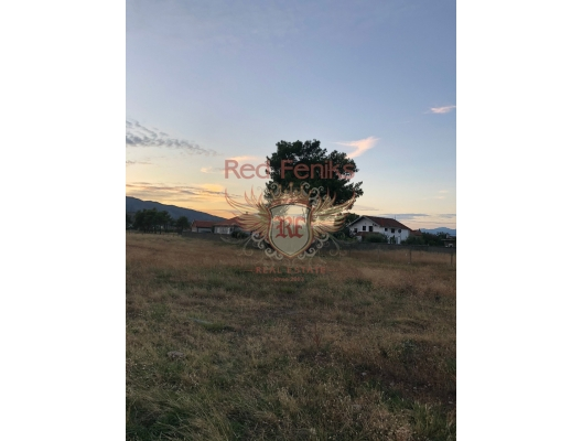 Investment plot in Podgorica, plot in Montenegro for sale, buy plot in Central region, building plot in Montenegro