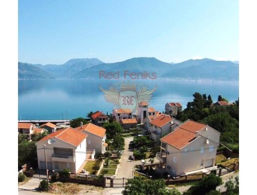 İlk hatta aile evi. Krasici, Lustica Peninsula satılık müstakil ev, Lustica Peninsula satılık villa