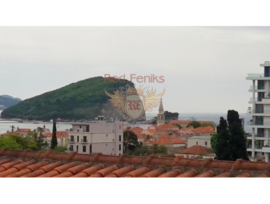 Budva'da lüks villa, Becici satılık müstakil ev, Becici satılık müstakil ev, Region Budva satılık villa