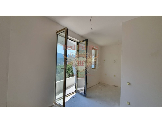 One Bedroom Apartment in Complex in Becici, hotel residences for sale in Montenegro, hotel apartment for sale in Region Budva