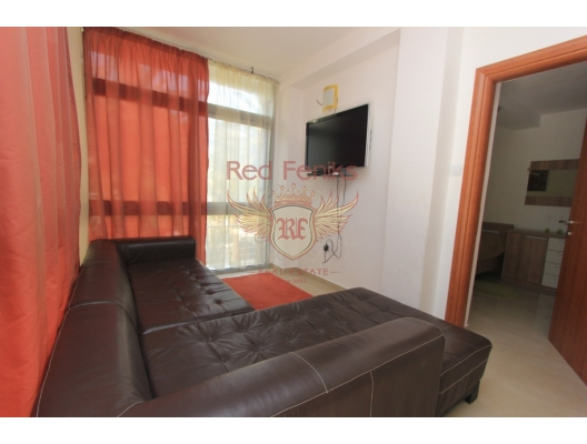 Apartment for sale 30 meters from the beach Rafailovici, Montenegro, apartments for rent in Becici buy, apartments for sale in Montenegro, flats in Montenegro sale