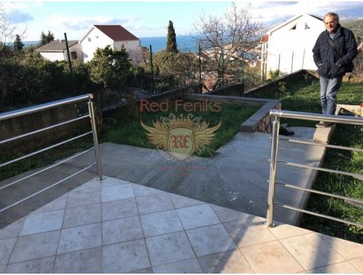 Utjeha'da Deniz Manzaralı Çok İyi Villa, Karadağ Villa Fiyatları Karadağ da satılık ev, Montenegro da satılık ev, Karadağ satılık villa
