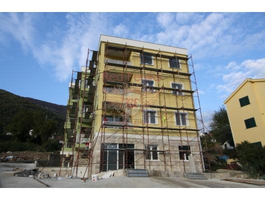 Djenovici köyünde yeni bir binada daireler, Karadağ satılık evler, Karadağ da satılık daire, Karadağ da satılık daireler
