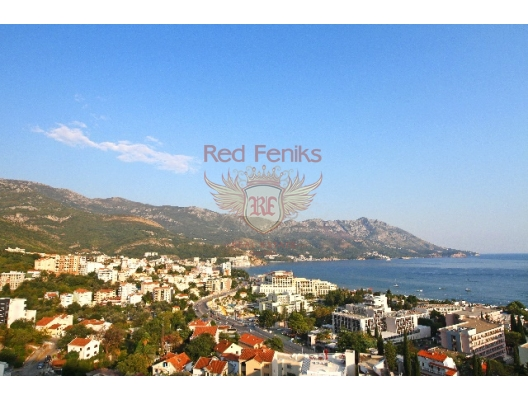 Hotel 3 bd apartment for sale in Budva,Montenegro, hotel residences for sale in Montenegro, hotel apartment for sale in Region Budva