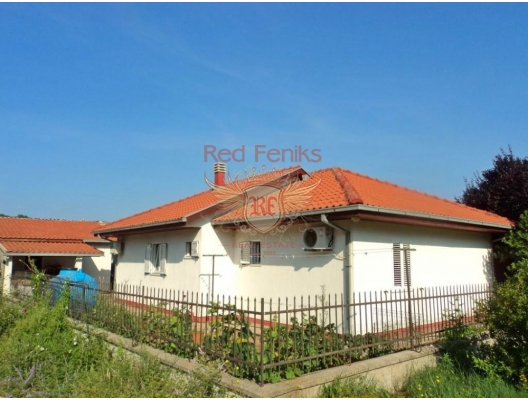 Radanovici'de ev, Karadağ satılık ev, Karadağ satılık müstakil ev, Karadağ Ev Fiyatları